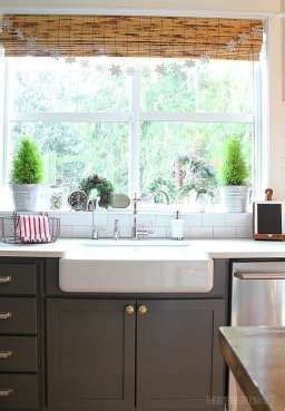 mobile blinds and drapes tips for hanging bamboo blinds and curtains kitchen