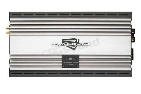 Zapco Z 400 2 Lx zapco z 400 2 sp lificatori 2 canali rg sound