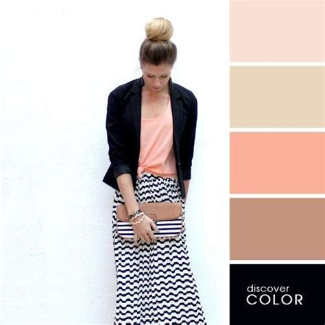ideas  clothing color combinations