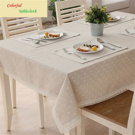Small Table Cloth by Popular Small Tablecloths Rectangular Buy Cheap Small
