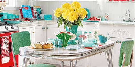 vintage decorating ideas for kitchens 11 retro diner decor ideas for your kitchen vintage
