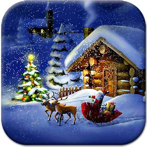 christmas wallpaper for kindle fire app christmas night live wallpaper apk for kindle fire