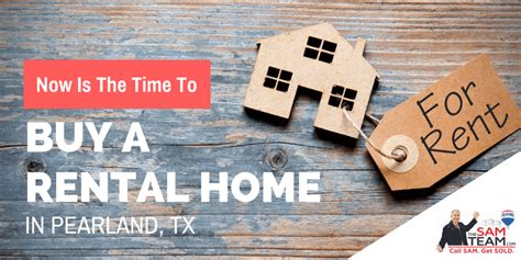 best time to rent a house pearland real estate