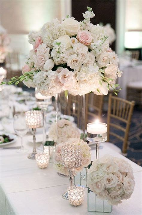white roses centerpieces for weddings best 20 peonies wedding centerpieces ideas on