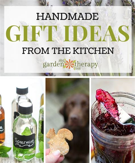 gifts from the kitchen ideas