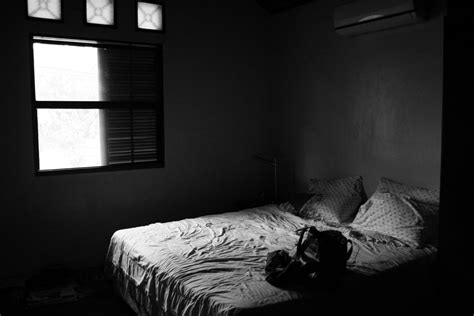 blacklisted our apartment is always empty to my bed