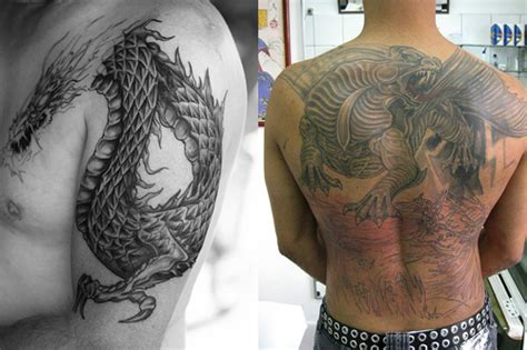 tattoo dragon man s willy dragon tattoos for men ideas designs find your dream