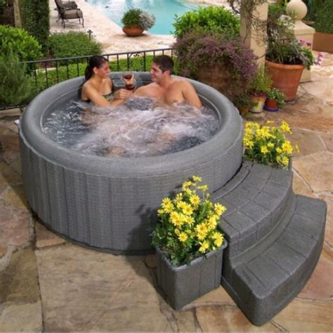 bathtub spa portable cool portable hot bathtubs hometone