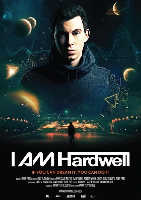 movies in motion dj hardwell vid hardwell robbert van de corput dj music i am hardwell
