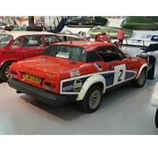 Tr7 V8 Rally Carjpg  Wikimedia Commons