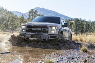 Ford Rd 2017 Ford F 150 Raptor Is Ready To Take The Road Less Traveled