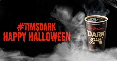 Tim Hortons Giveaway - free tim hortons halloween gift card giveaway free stuff finder canada