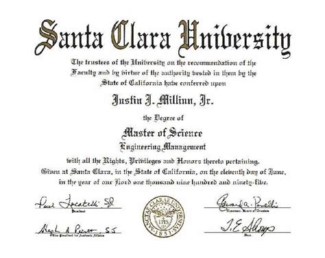 San Jose State Mba Tuition by Education History And Degrees
