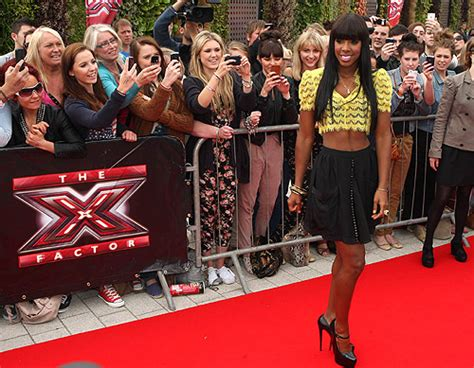 celebrity singers auditions new x factor judges arrive in birmingham for the first