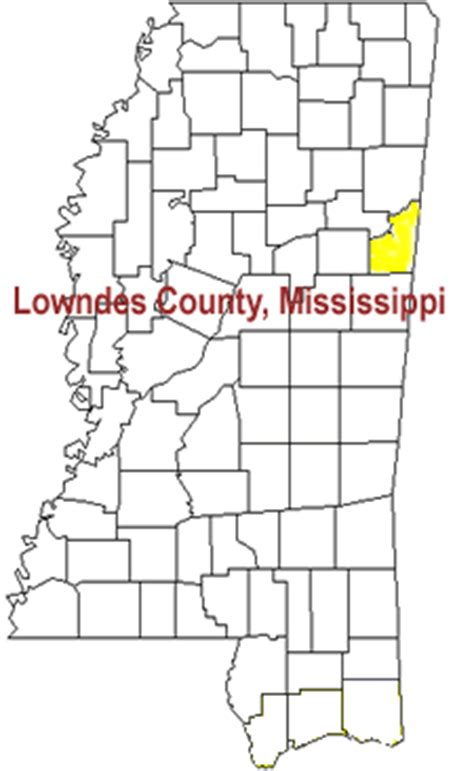 Lowndes County Court Records Lowndes County Mississippi