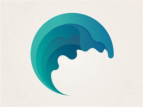 24 awesome wave logo designs ideas exles design