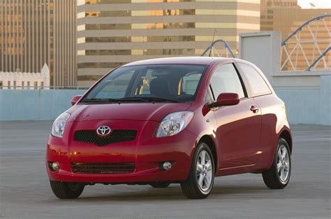 2007 toyota yaris s 2007 toyota yaris review top speed