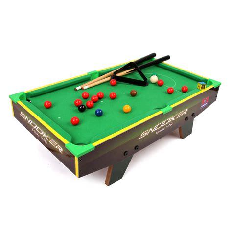 Biliard Table Toys mini snooker table billiards table tabletop of
