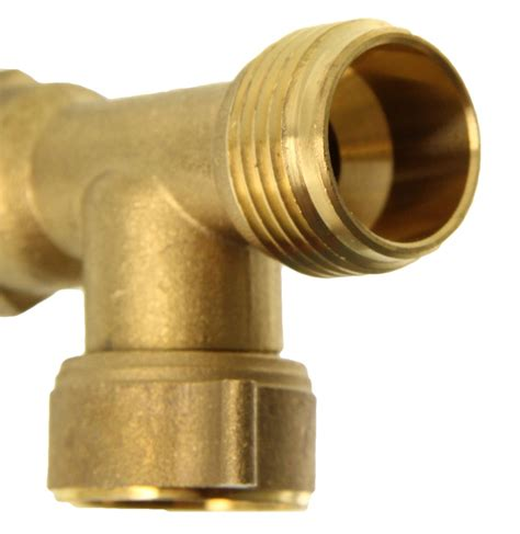 camco rv exterior water faucet plastic camco rv fresh