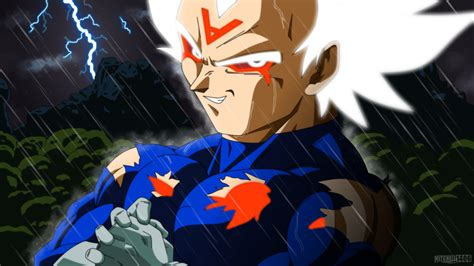 anime war episode 7 omni vegeta by mitchell1406 on deviantart