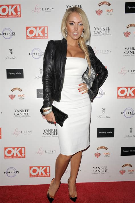 aisleyne horgan wallace photos photos ok magazine