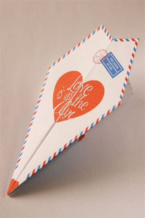 paper airplane valentines 45 best images about paper airplane how to on