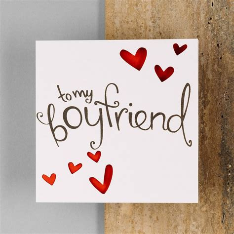 card ideas for boyfriend 1000 ideas about boyfriend card on