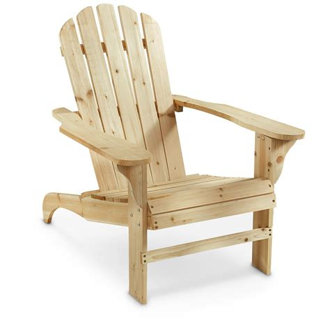 patio adirondack chair castlecreek adirondack chair 657799 patio furniture at
