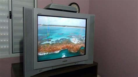 sony wega tv l tv sony wega 29 top de linha subwoofer r 450 00 em