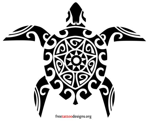 tribal turtle tattoo meaning turtle tattoos polynesian and hawaiian tribal turtle