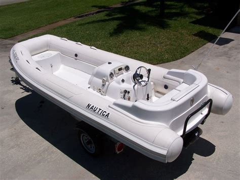 dinghy jet boat for sale nautica inflatable xp 14 ft jet boat 2011 for sale for