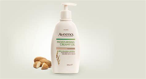 Aveeno Shower And Bath Oil moisturising creamy oil dry skin aveeno 174