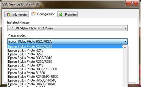 resetter printer epson r220 dan r230 reset printer epson blinking yanuarali85