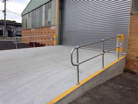 Safety Handrails Safety Handrails