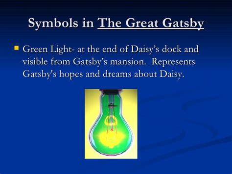 symbolism in the great gatsby the green light the great gatsby symbolism essay the green light