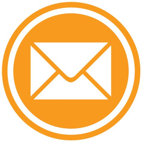 email icon png email icon new social media icons softicons com
