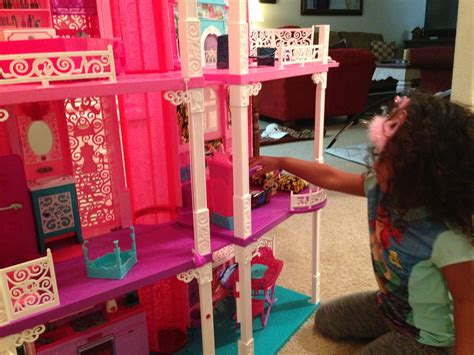 design your own barbie dream house our very own barbie dreamhouse barbieismoving