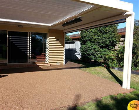 patio resurfacing options options to repair a driveway resurfacing or new concrete