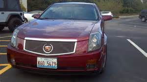 2005 Cadillac Cts Grill Got A Mesh Grill For A 2005 Cadillac Cts