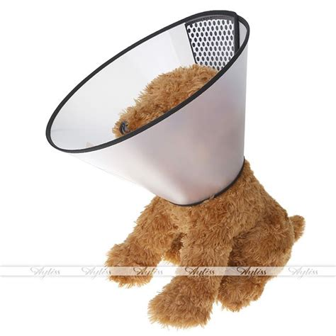 Pet Protection Cover Cone 3 50 Cm pet cat neck collar protective cover wound healing protective safety