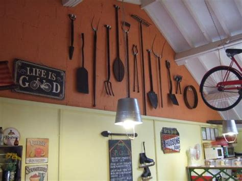 The Shed Cafe by Interesting Artefacts Picture Of The Shed Cafe Beccles