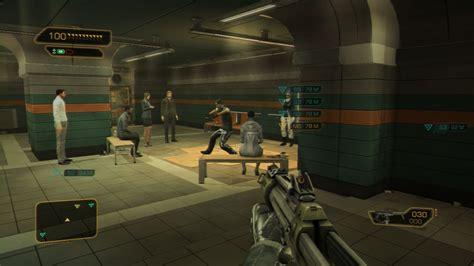 Deus Ex Human Revolution Ps3 Playstation 3 test deus ex human revolution playstation 3 gamekult