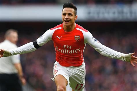 alexis sanchez unstoppable alex oxlade chamberlain alexis sanchez never gives up