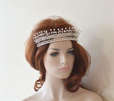 bridal tiara wedding tiaras wedding hair accessories - Wedding Hair Accessories Tiara