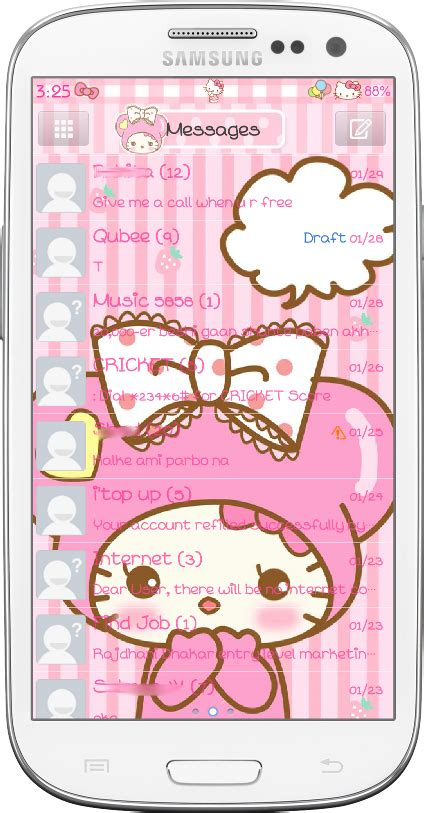 doodle themes for samsung galaxy y sms themes for samsung galaxy y