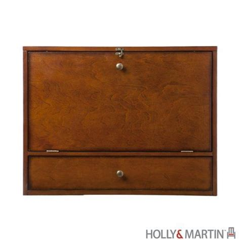 wall mount laptop desk brown mahogany holly martin holden wall mount laptop desk by holly