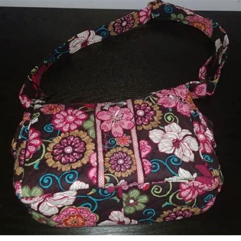flower pattern vera bradley 66 off vera bradley handbags retired vera bradley purse