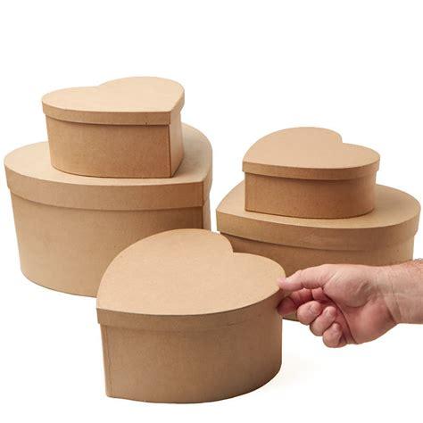 Paper Mache Craft Supplies - paper mache box set paper mache basic craft