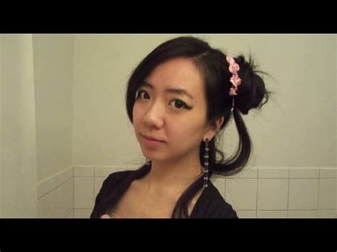 how to do chinese hairstyles chinese princess hair tutorial ii youtube