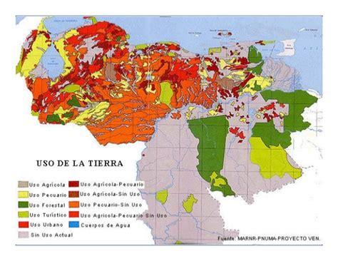 imagenes satelitales uso agropecuario 2 limitaciones y usos de la tierra en venezuela 2015
